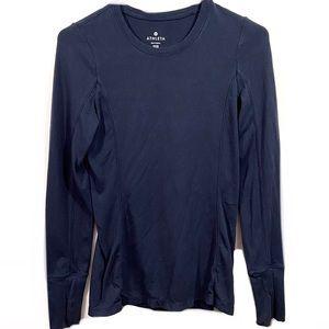 Athleta Long Sleeve Activewear T-Shirt